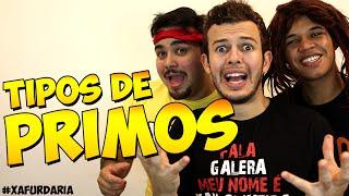 TIPOS DE PRIMOS