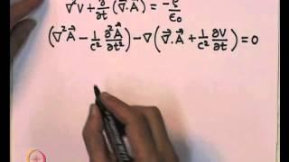 Mod-04 Lec-30 Maxwell's Equations