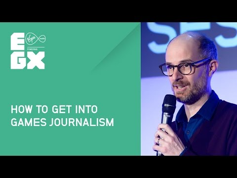 How To Get Into Games Journalism