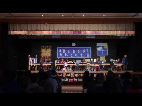 Topeka Collegiate School, Kindergarten Play, Mrs. Berryman, 4/6/2018
