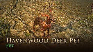 Path of Exile: Havenwood Deer Pet