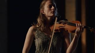 Figures of eight by Jon Rose - Emma Roijackers, violin and Alberto Rodríguez Rodríguez, Percussion