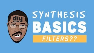 Synthesis Basics Cut off Frequency Resonance and Filters [Sound Design]