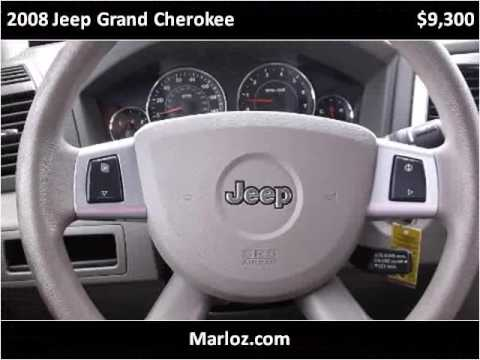 2008 jeep grand cherokee used cars high point nc youtube. Black Bedroom Furniture Sets. Home Design Ideas