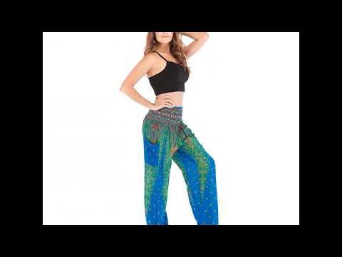 boho-peacock-pocket-wide-leg-yoga-pants-for-women