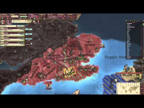 Let's Play Papal Italy #15: They Fought on the Beaches