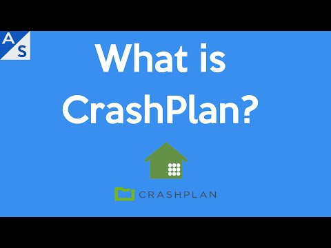 What is CrashPlan? | The Best Linux Backup Tool!