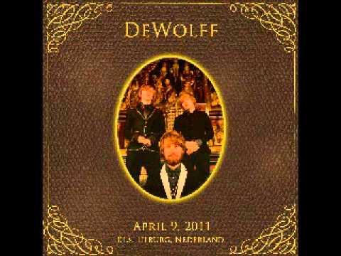 DeWolff - Seashell Woman (Live in 013 Tilburg) mp3