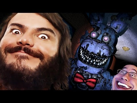 Five Nights at Freddy's with Jack Black