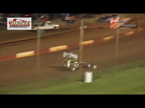 Dixie Speedway Vintage Skeeter Feature 8/24/19!