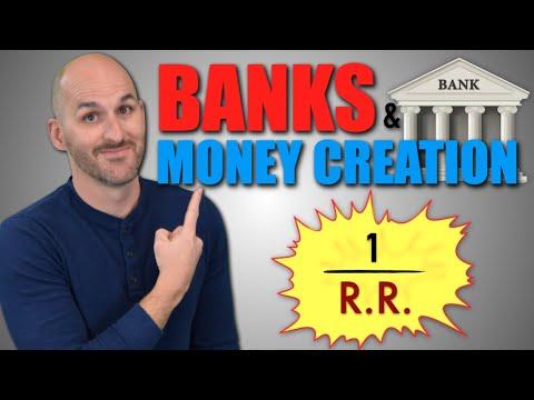 Macro: Unit 4.5 -- Banks and Money Creation