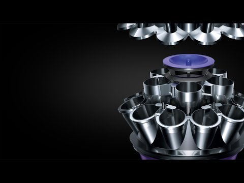 How to assemble/dissemble Dyson v6 Cyclone 戴森氣旋筒 in 11 steps