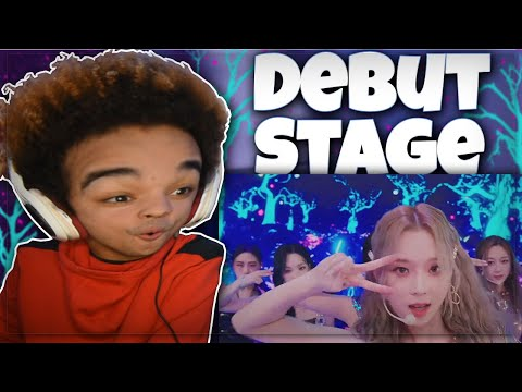 aespa 에스파 'Black Mamba' The Debut Stage 😳Reaction!!