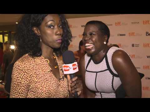 Leslie Jones, Chris Rock, and more chat with Ivy Prosper on the Red Carpet at TIFF