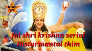 Jai shree krishna serial instrumental theme song, colors tv background music