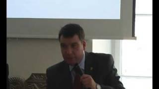 """Sławomir Skiba - """"Kryzys ekonomii czy cywilizacji?"""" (2/3)"""