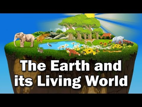 The Earth and its Living World - Home Revise 9th Std. ICSE Board Geography