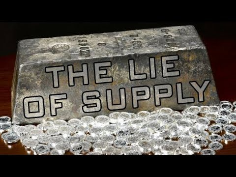 The BIG Lie About Silver Supply!