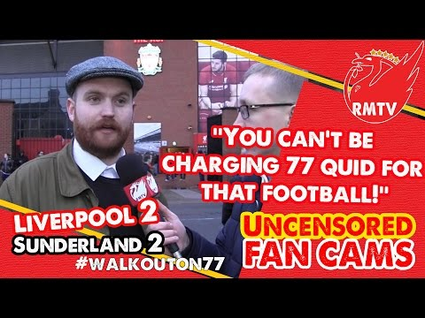 Angry Irish Red Rants About Liverpool Ticket Prices!!!