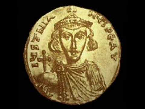 Gold Coins of the Byzantine Empire. Emperors. 491-867