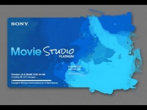movie studio platinum 12.0