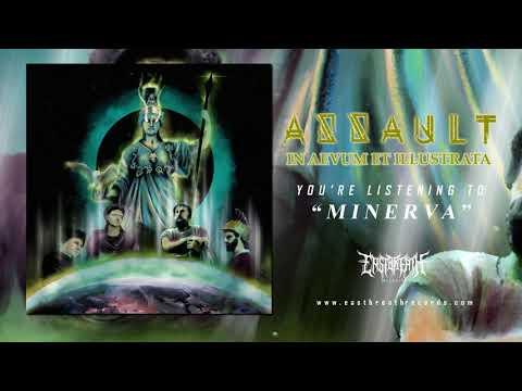 """ASSAULT """"Minerva"""" [Official Track Streaming]"""