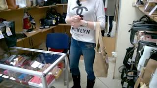 "Обзор сумки ""Style"" 05, бежевая, флай - Мир сумок"