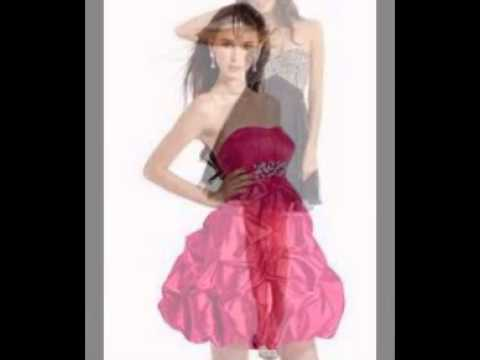 92ae7b665d7a17 Junior Dresses Formal - YouTube