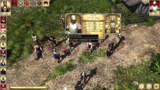 Legends of Eisenwald Combat Video