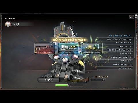 CrossFire VN - Winning AK47-S Black Dragon