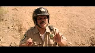 Мексиканский полицейский.  Мы Миллеры.  Отрывок из фильма.