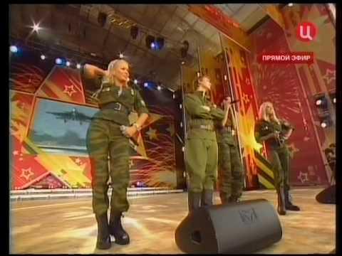 У солдата выходной - Военные песни к 9 мая - полная версия
