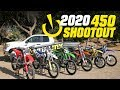 2020 450 Motocross Bike Shootout - Vital MX