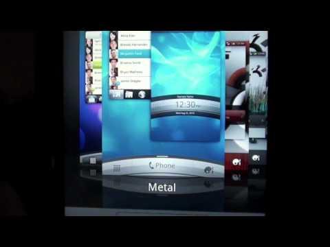 HTC EVO Shift 4G GINGERBREAD!