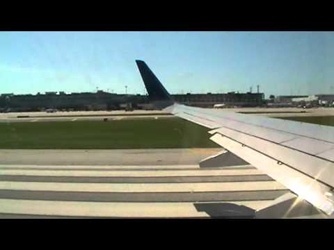 CO 1507 | Fort Lauderdale (FFL) To Chicago O'Hare (ORD) | Take Off