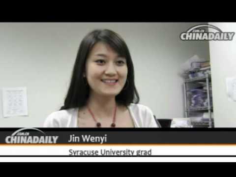 Chinese grads facing hard choices