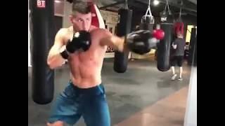 Алексей Папин - Тренировка  (Alexey Papin Training)