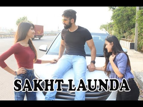 Sakht Launda on a roadtrip with hot girls | Idiotic Launda Ft Rahul Sehrawat