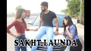 Sakht Launda on a roadtrip with hot girls | Idiotic Launda Ft Rahul Sehrawat