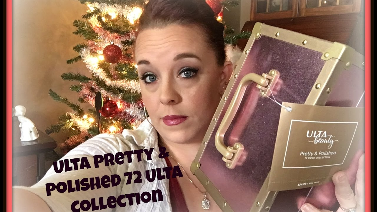 ulta pretty and polished 72 piece collection review announcement