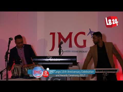 JMG Cargo 16th Anniversary Celebration and Awards Ceremony 2017