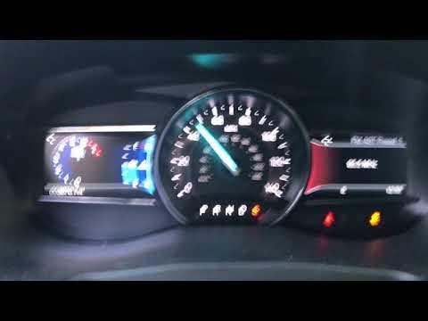 2017 Ford Explorer XLT 3.5L 0-60 acceleration