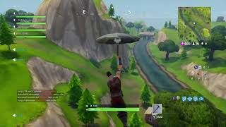 Fortnite Battle Royale Legendary sniper spawn location???? glitch