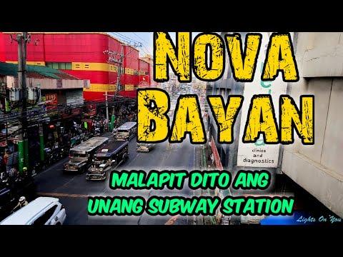 Nova Proper 2019 Novaliches joyride Quirino highway overview, Walking tour Quezon City Philippines