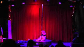 Pole Dance Ireland Pole Princess Competition - Susan Martin