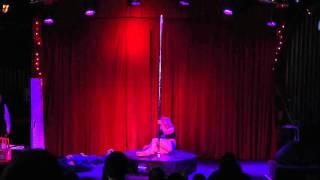 Pole Dance Ireland Pole Princess Competition - Susan Martin