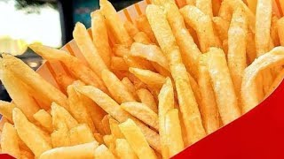 This Is How McDonald's Perfect French Fries Are Actually Made