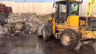 Bateman skip hire soil