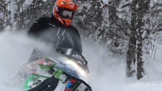 Горные снегоходы Южный Урал