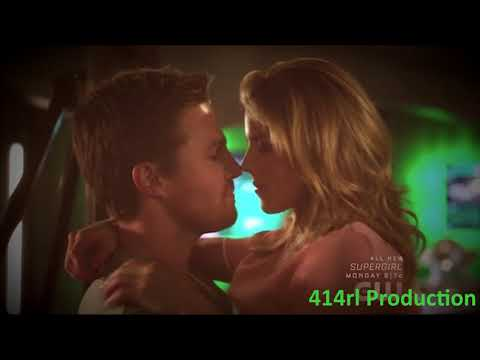 Arrow 6x16 | Olicity You Will Find Me